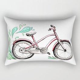 ecobike Rectangular Pillow