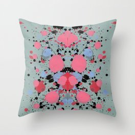 Be kind to your Mind Throw Pillow