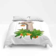Mandarin Comforters