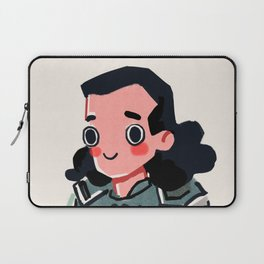 Now give us a kiss Laptop Sleeve