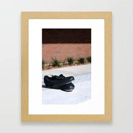 Tappish pt. 1 Framed Art Print