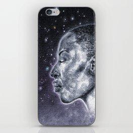 Sleep: Night by Chrissy Curtin iPhone Skin