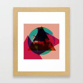 Aligning Framed Art Print