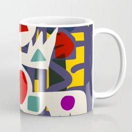 African Abstract Art Pattern  Coffee Mug