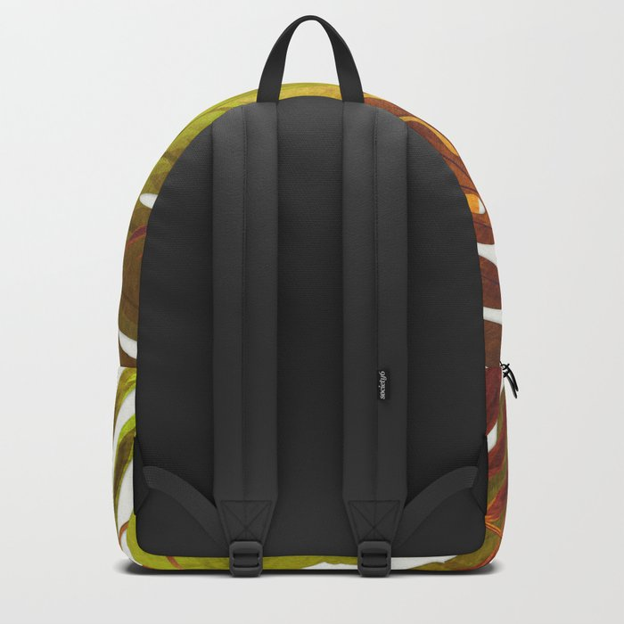 My Tropical Garden 19 Backpack