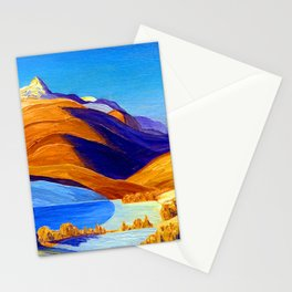 Rockwell Kent Vermont Study Stationery Cards