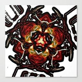 Subatomic Ignition Canvas Print