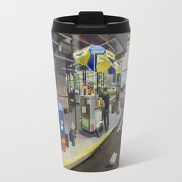 Curvilinear 97th Travel Mug