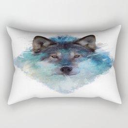 Colors of The Ocean Rectangular Pillow