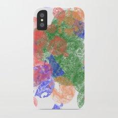 The Bubbles Slim Case iPhone X