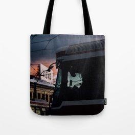 TTC Metro - #views series Tote Bag