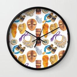 Wild Africa #3 Wall Clock