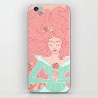 sleep iPhone & iPod Skins featuring Sleep by Taija Vigilia