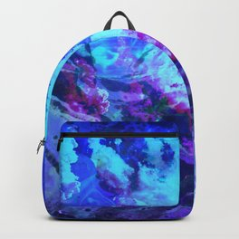 Misty Eyes of Tranquility Backpack