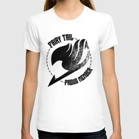 fairy tail T-shirts featuring Fairy Tail  by KisaSunrise