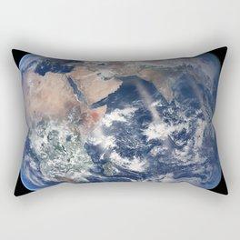 2014 NASA Blue Marble Rectangular Pillow