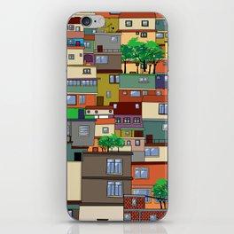 Favela, Rio de Janeiro iPhone Skin