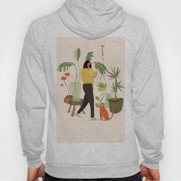 Migrating a Plant Hoody