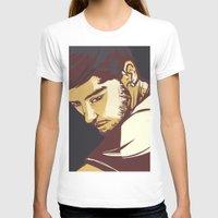 zayn malik T-shirts featuring Malik by Rosketch