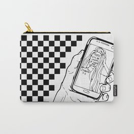Selfies!!! Carry-All Pouch