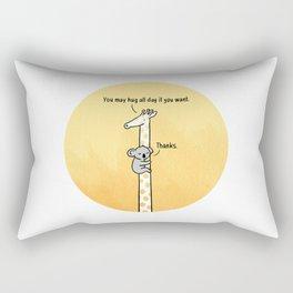 BFF Rectangular Pillow