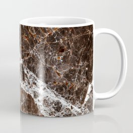 Brown Marble Coffee Mug