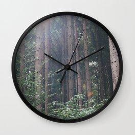 Combien de temps pour t'oublier? V Wall Clock