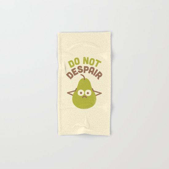 A Fruitful Admonition Hand & Bath Towel