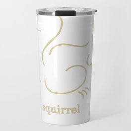 Squirell Travel Mug