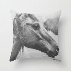 Wild Heart, No. 3 Throw Pillow