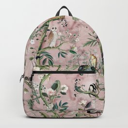 Wild Future pink Backpack