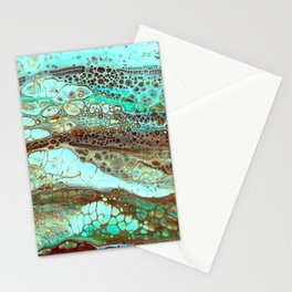 Abstract Annemarie Stationery Cards