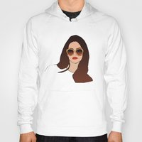 lana Hoodies featuring LANA by Share_Shop