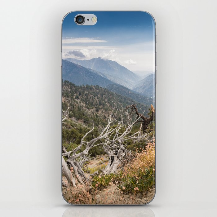 Inspiration Point along Pacific Crest Trail iPhone Skin