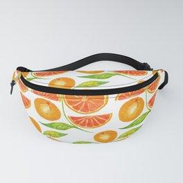 Juicy Grapefruits Fanny Pack