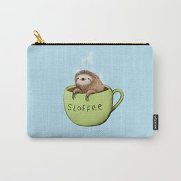 Hot Sloffee Carry-All Pouch