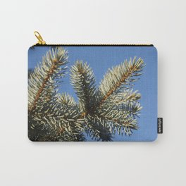 All spruced up and still blue - Blue spruce, blue sky 1564 Carry-All Pouch