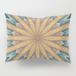 Barrel Kaleidoscpoe Pillow Sham