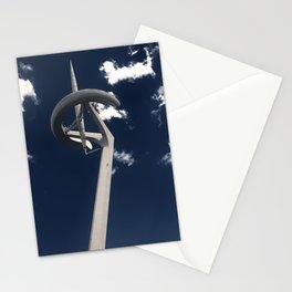 Torre Calatrava  Stationery Cards
