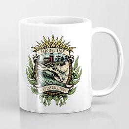 Highline Surf Instruction Coffee Mug
