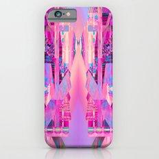 Taj Digi Collage iPhone 6 Slim Case