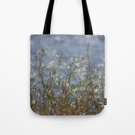 Honey Clover Tote Bag