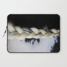 Equine Braid Laptop Sleeve
