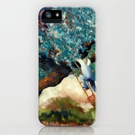 it's greek to me iPhone Case