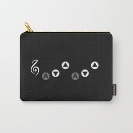 Zelda - Song of Storms Carry-All Pouch