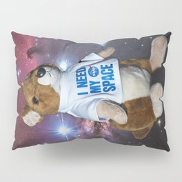 I need my space plush kangaroo Pillow Sham