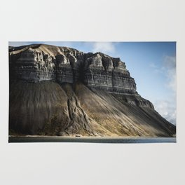 Spitzbergen, Svalbard Jan Mayen Norway Mountain Rug