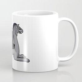dragon with wings Coffee Mug