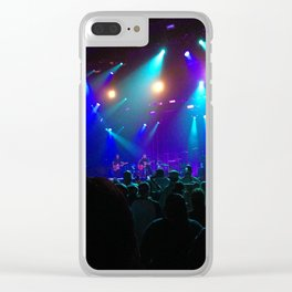 musical legend live in concert Clear iPhone Case