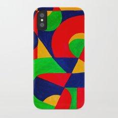 Formas # 3 iPhone X Slim Case